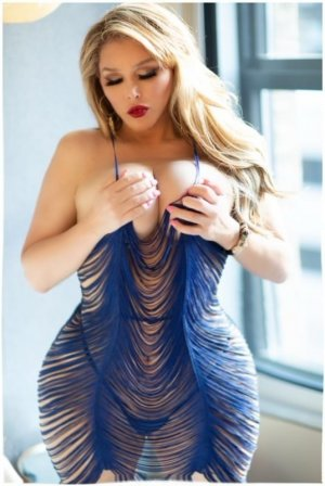 Yalina erotic massage in South San Jose Hills