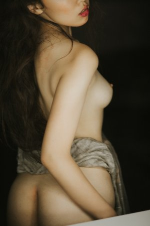 Milyana thai massage in Florham Park and live escort