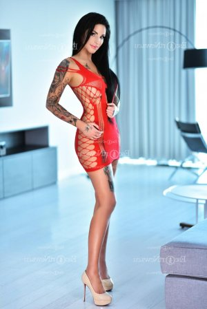 Syllia happy ending massage in Washington, escort girls
